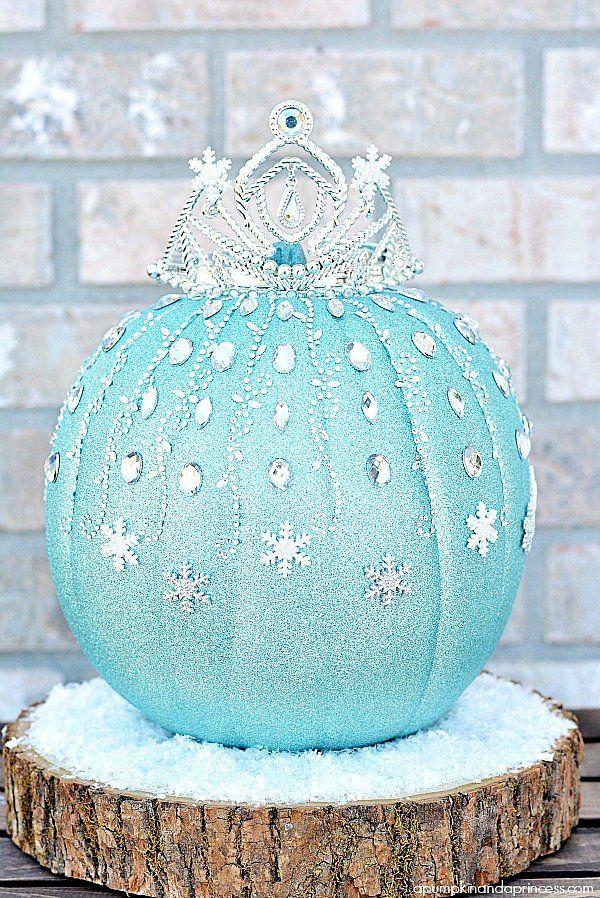 14 Pieces of Halloween Decor Every Disney-Lover Needs Pinterest - frozen halloween decorations