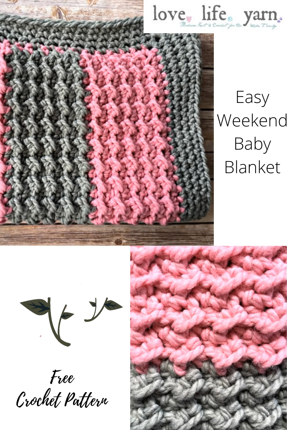 Photo of Free Pattern – Make this in a weekend