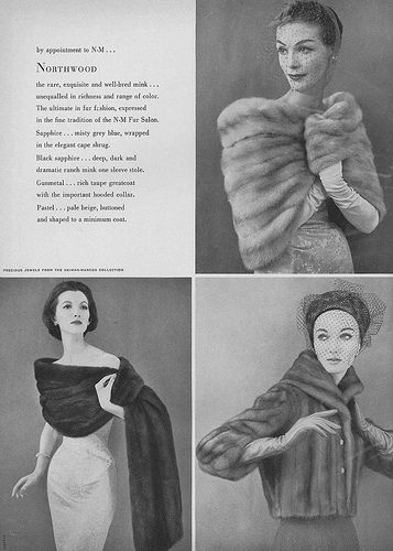 October Vogue 1956 | Flickr - Photo Sharing!