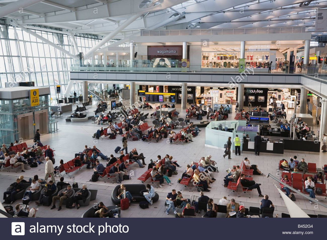 Image result for heathrow airport inside Heathrow