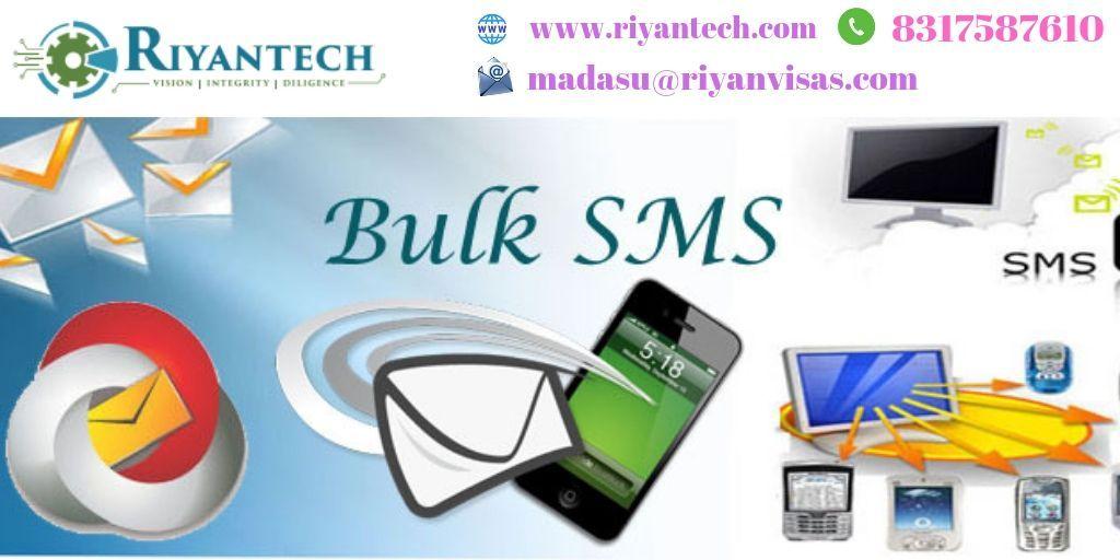 Riyantech developing Bulk sms applications and service