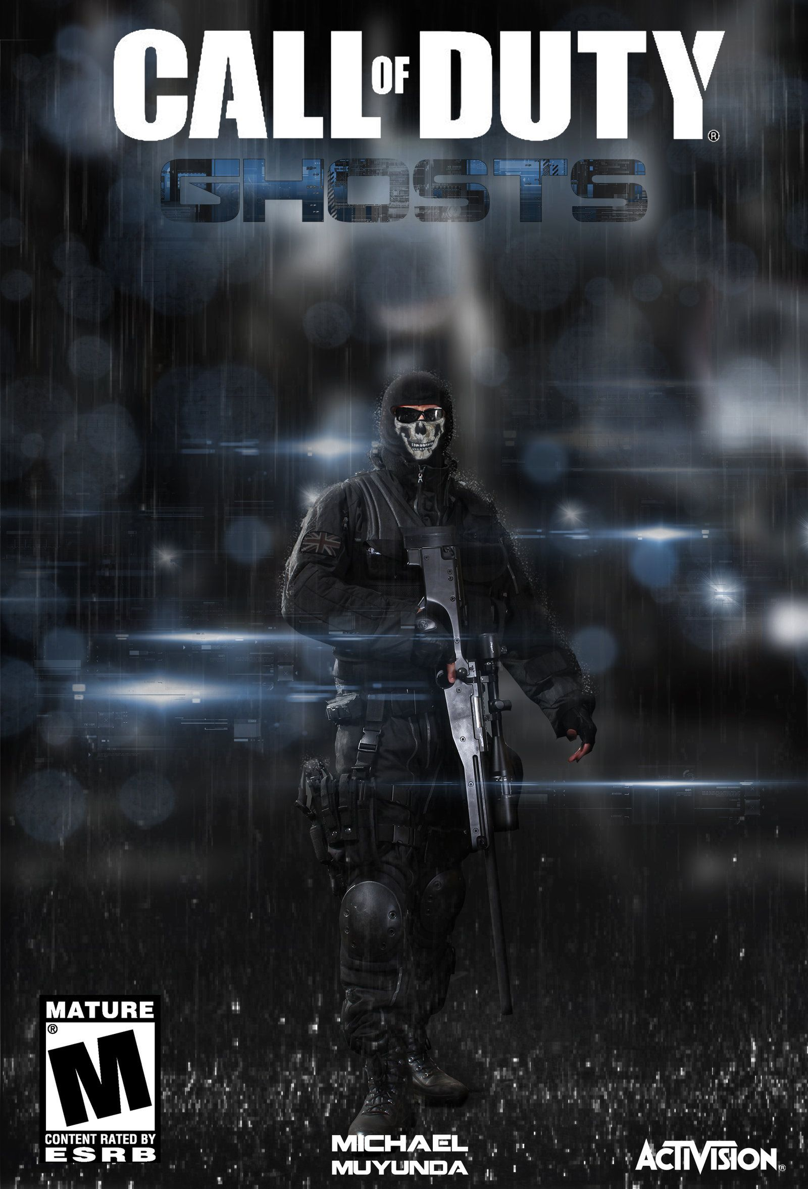 Call Of Duty Ghosts Call Of Duty Ghosts By 9 Breaker On