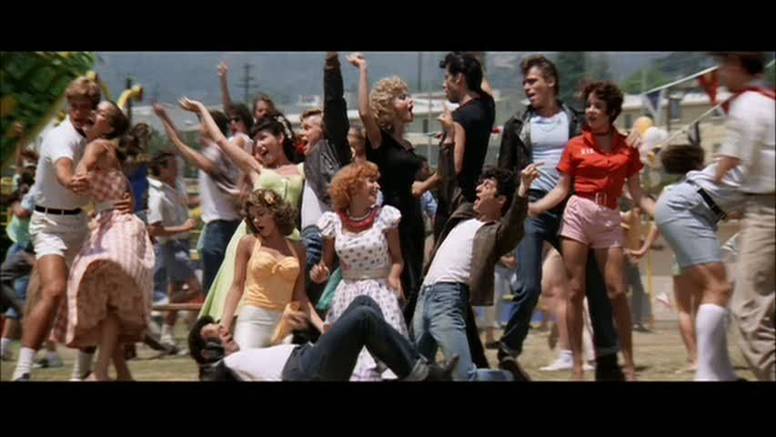 Grease The Movie Images Grease Hd Wallpaper And Background Grease Movies Favorite Movies