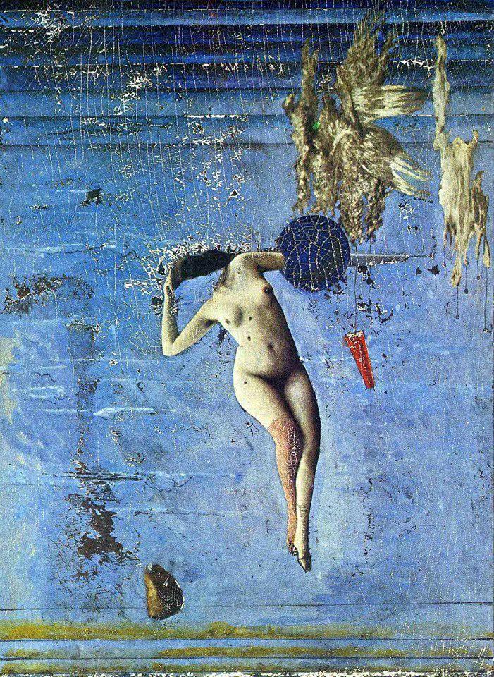 Max Ernst Pleiadi 1920