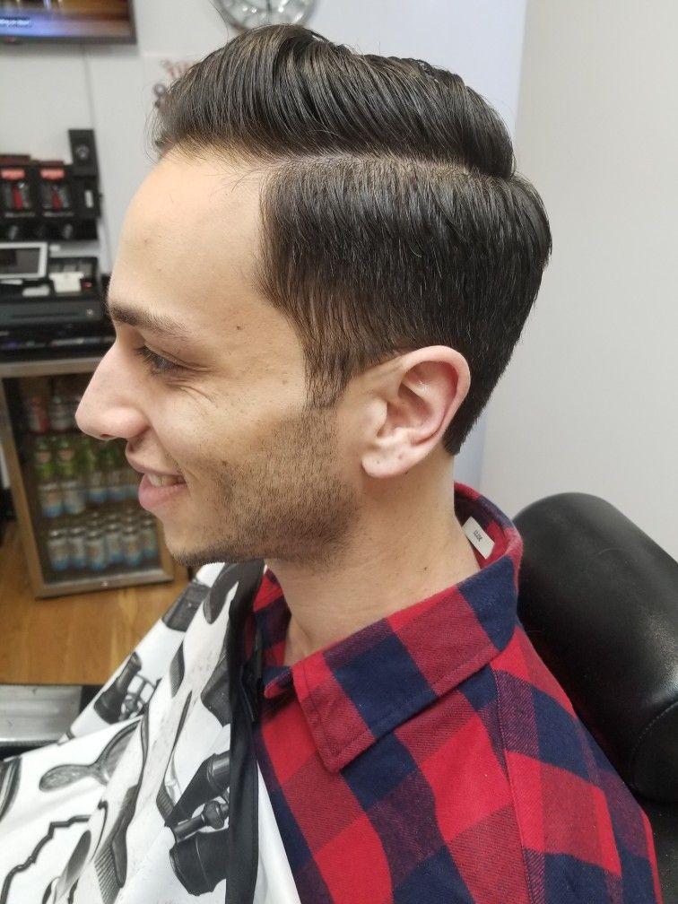 Gentleman Classic Haircut Classic Haircut Best Barber Cool Mens Haircuts