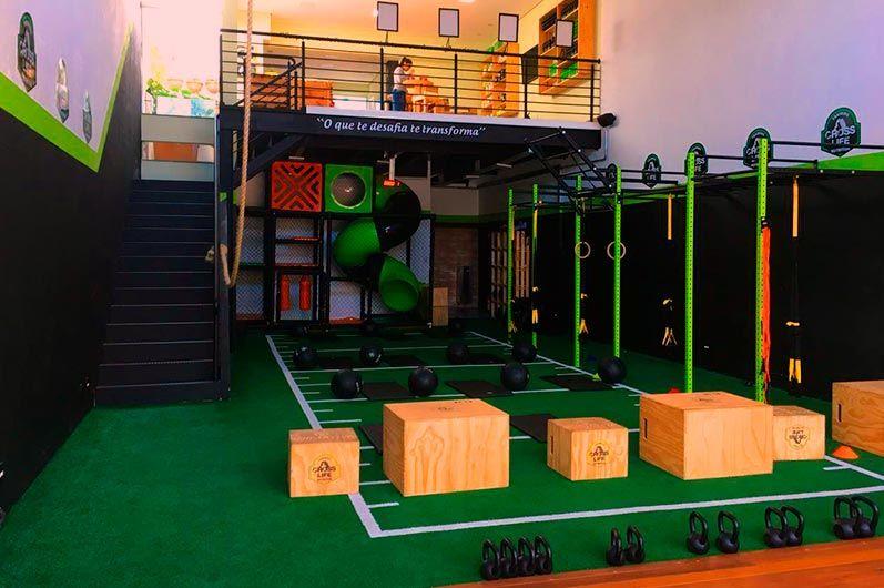 Box Funcional Como Montar Um Box De Treinamento Funcional Treinamento Funcional Treinamento Funcional Equipamentos Salas De Treinamento