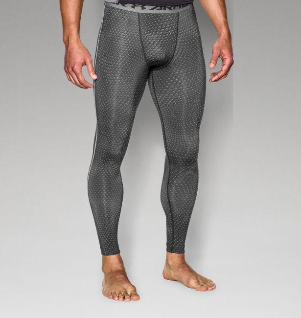5ddfcd990e490 Men's UA HeatGear® Armour Printed Compression Leggings | Under Armour US