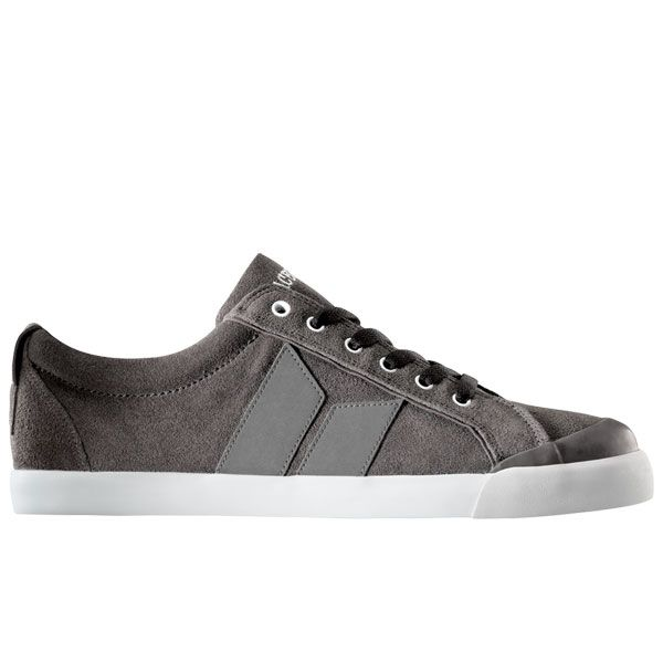 Macbeth Eliot Premium Shoes Dark Grey/White   Sneakers ...