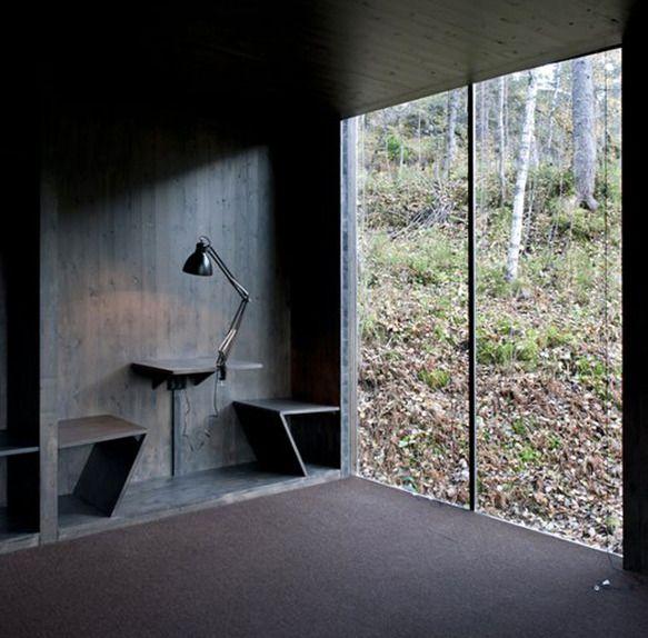 노르웨이 네츄럴리즘 호텔(Norway Naturalism Hotel)_목재