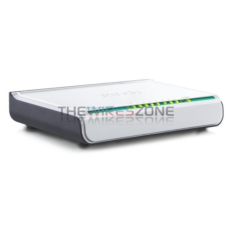 Tenda G1008D 8-Port 10/100/1000 Mbps Gigabit Desktop Ethernet ...
