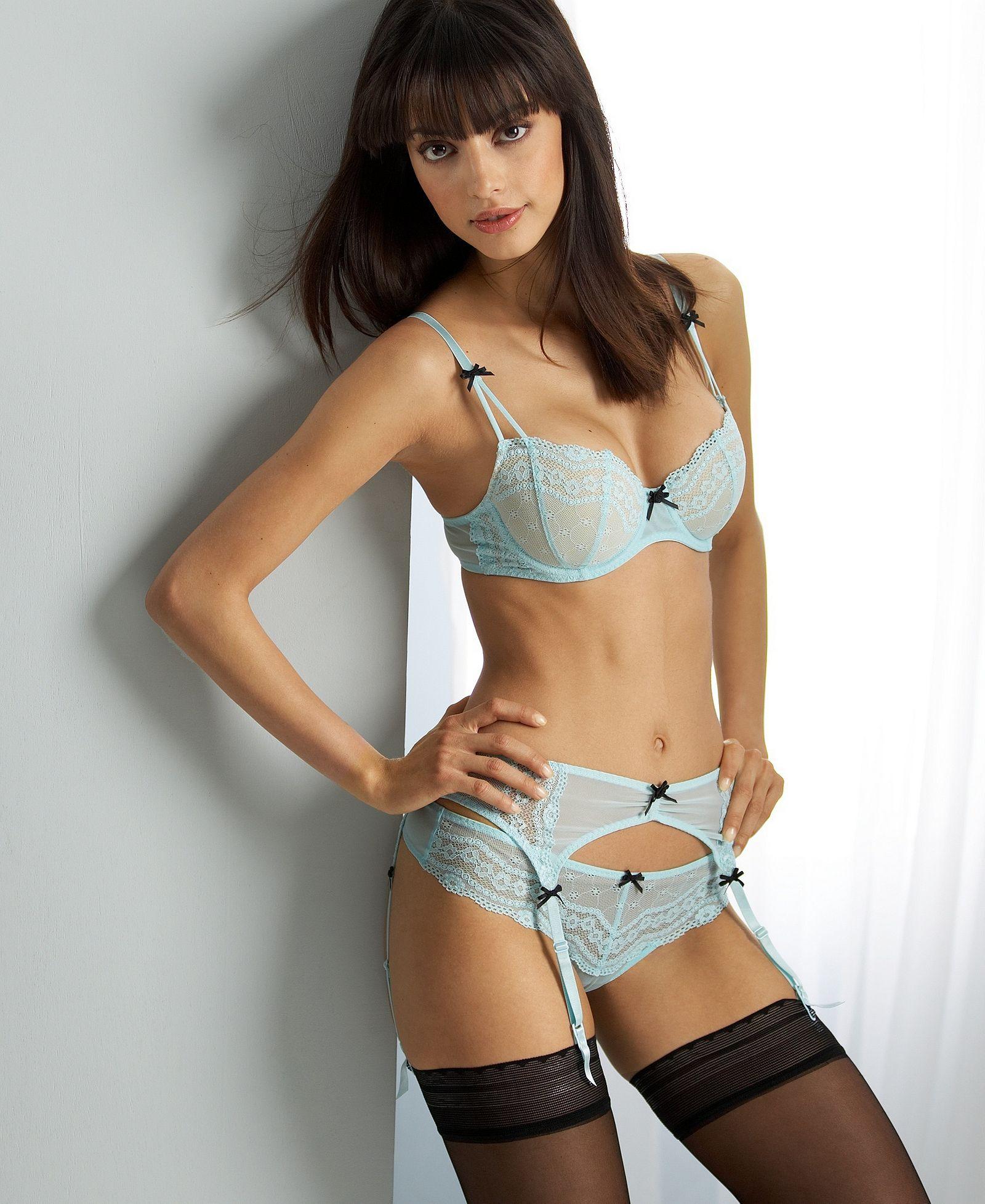 panties stockings Garter belt no