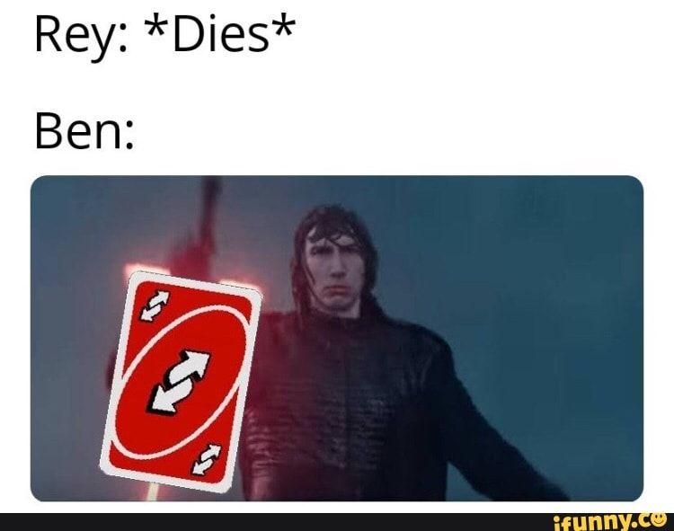 Uno Reverse Card Memes Star Wars Memes Popular Memes