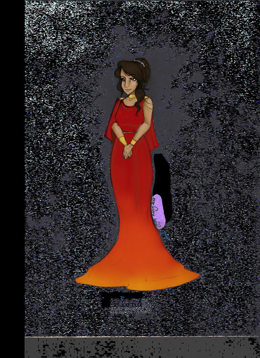 Greek Goddess Hestia By Jadeariel Deviant On Deviantart