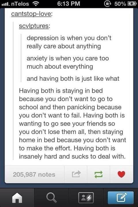 depression & anxiety