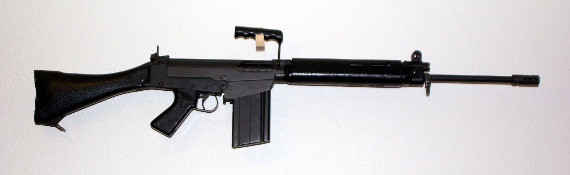 Pin by RAE Industries on FN FAL | Fal rifle, Battle rifle, Guns