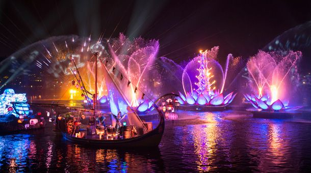 Rivers of Light Disney's Animal Kingdom