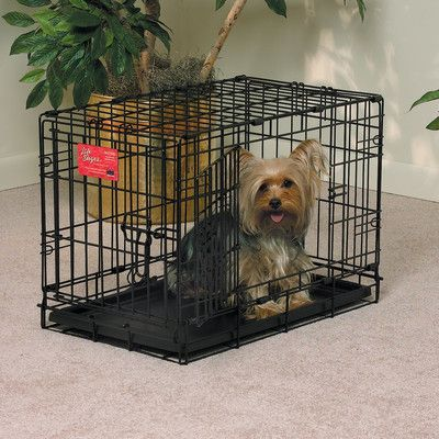 Midwest Homes For Pets Pet Crate Dog Crate Dog Crate Sizes Folding Dog Crate