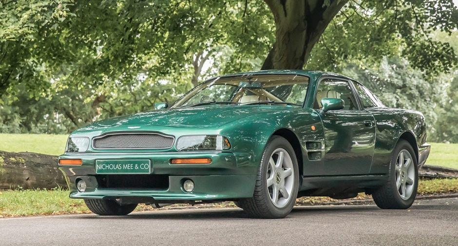1996 Aston Martin V8 Coupe 12 Of 101 Ss Pinterest Mercedes