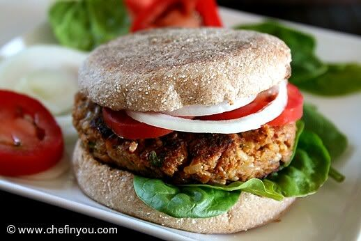 Best Veggie Burger Recipe | Garden Burger Recipe. I will be omitting