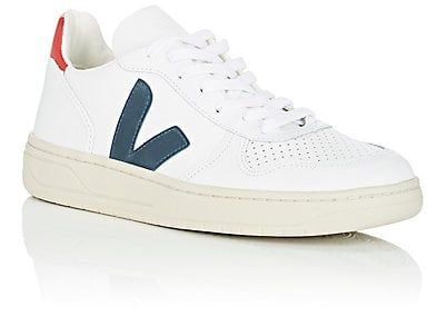 79daa107ac03 VEJA V-10 Leather Sneakers - Sneakers - 505395424