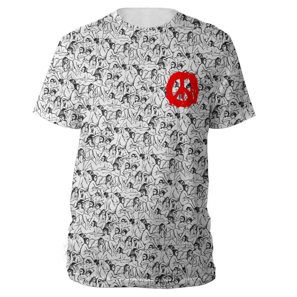 Mac Miller Macadelic Cover Art tshirt Mac miller
