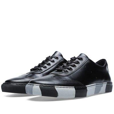 378a4c380b2b Comme des Garçons SHIRT x The Generic Man Camo Sole Sneaker (Black & Grey  Camo)
