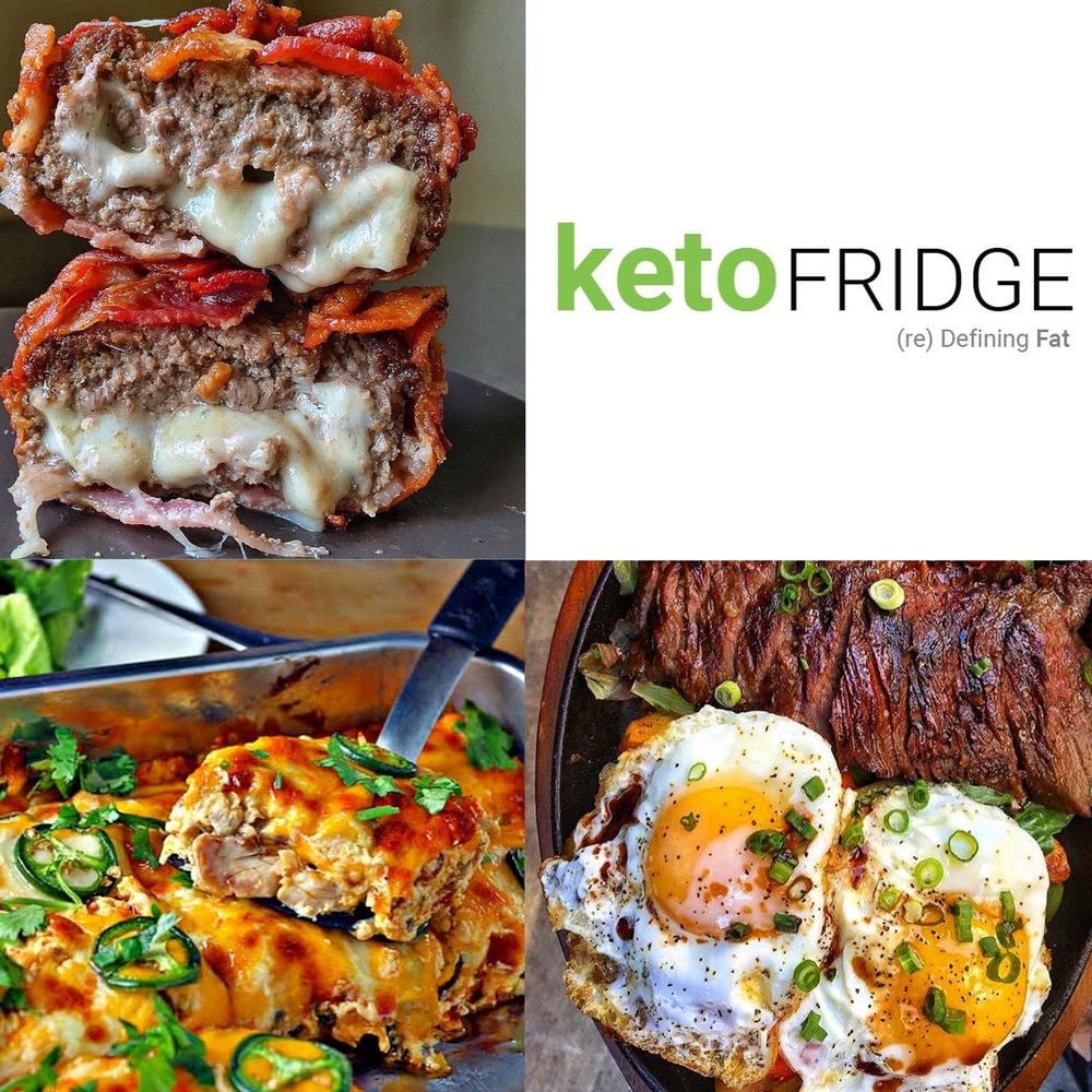 KETO FRIDGE FULLY PREPARED KETO MEAL DELIVERY SERVICE
