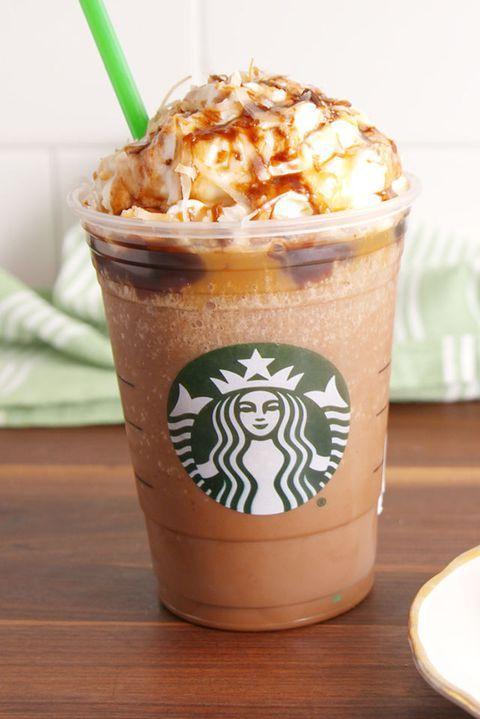 12 Starbucks Secret Menu Frappuccinos You Need To Try Immediately #ketofrappucinostarbucks