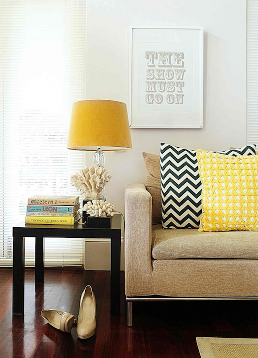 5 Ways To Style Your Home With Chevron Print | Sisal rugs, Sisal and ...