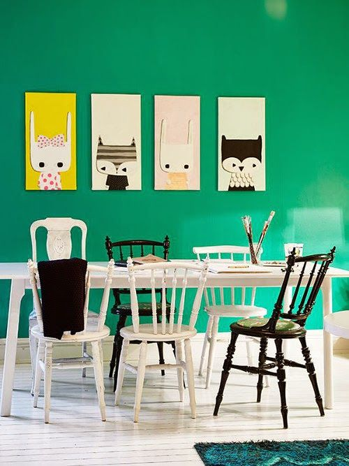 cute art work on the walls Girl\u0027s Room Pinterest Walls