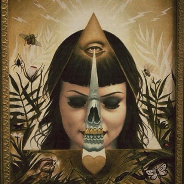 Alex Garcia the eye sees into the heart and reveals what has been hiding ...