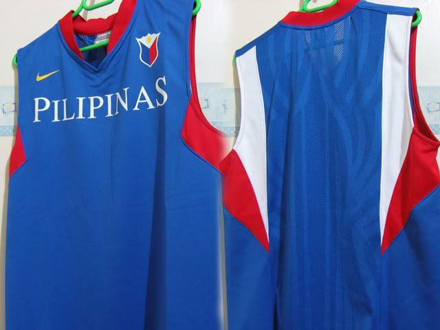 00c30f1b7d2 Team Pilipinas 2009 | National Basketball Jerseys | Basketball ...