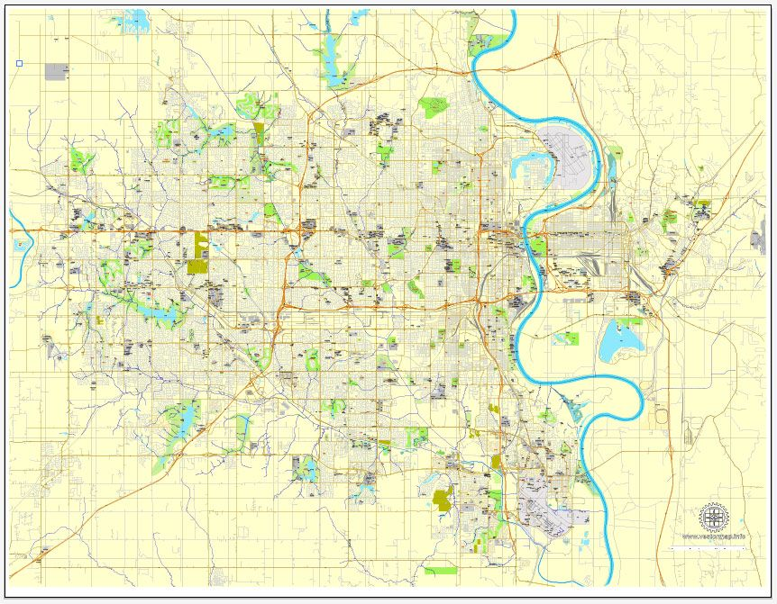 Where Is Omaha Neska On The Us Map on
