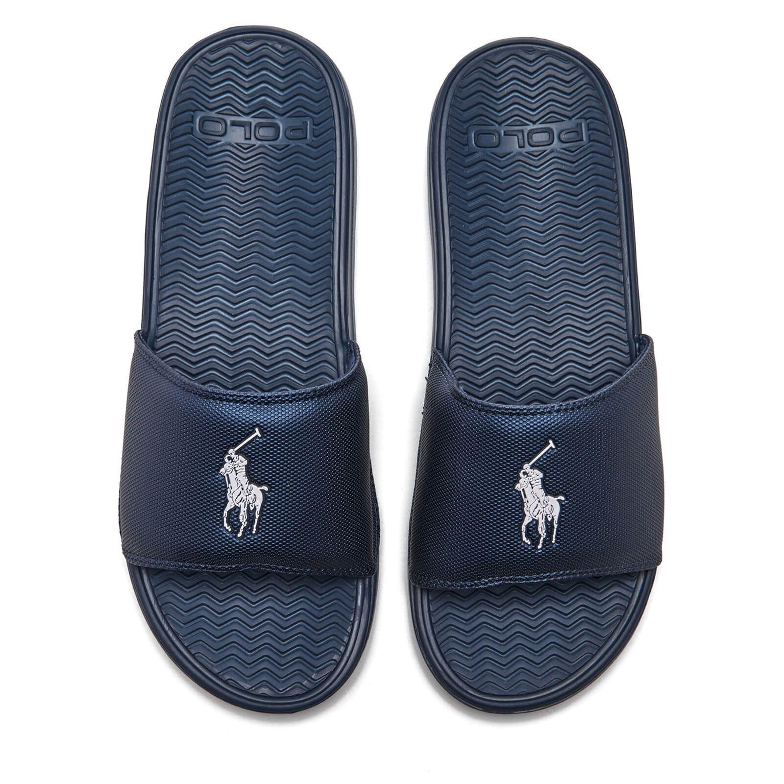 Polo Ralph Lauren Men   Blue sandals