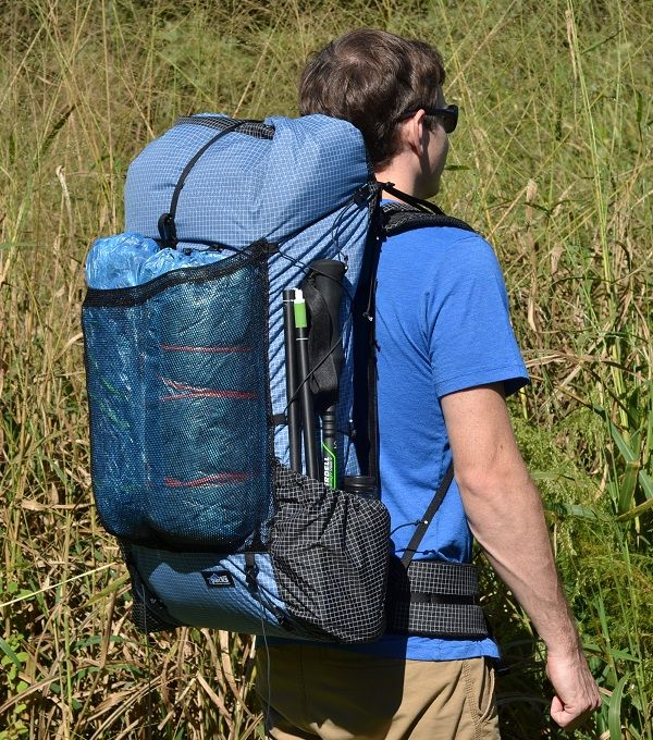 ZPacks.com Ultralight Backpacking Gear - Arc Haul Backpack ...