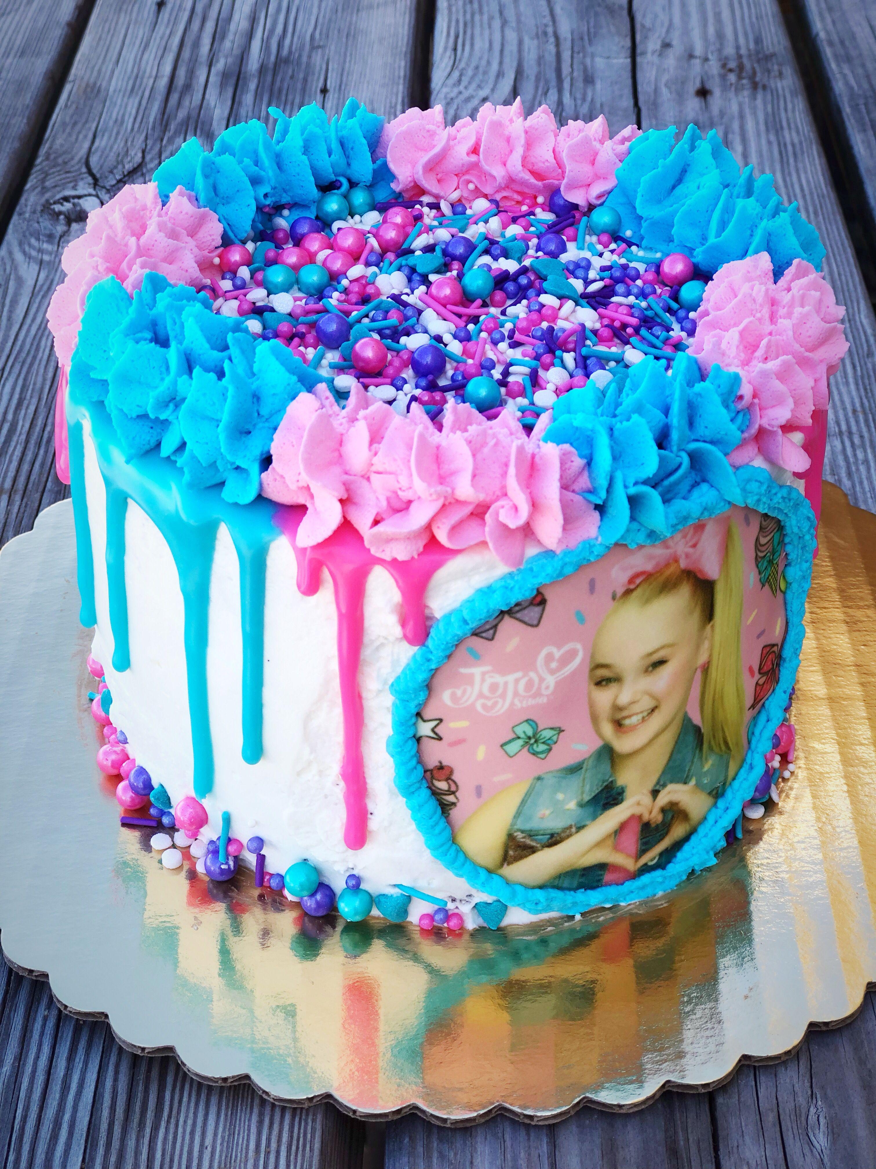 Incredible Jojo Siwa Birthday Cake Moist Chocolate Cake With Chocolate Personalised Birthday Cards Beptaeletsinfo