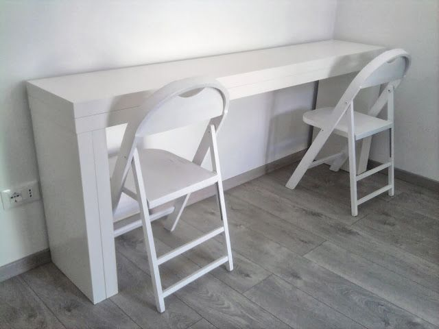 Table D Appoint Ikea Malm