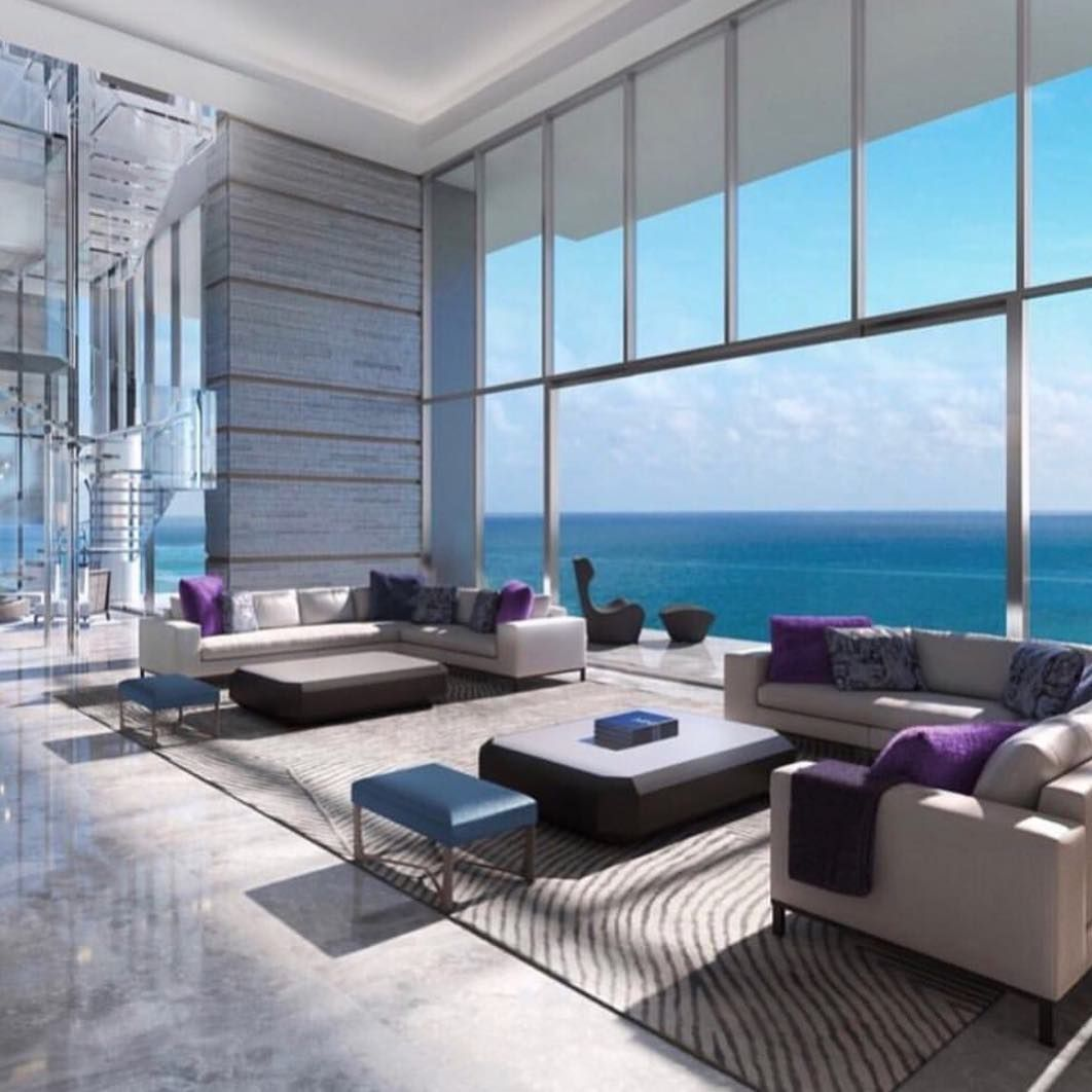 Stunning Penthouse Views Follow Lux Toys With Images Home