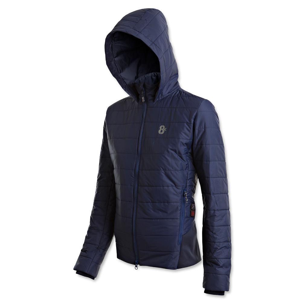 Jordan Flight Fleece Outdoor Hoodie Mens 688525-012 Grey//Black NEW