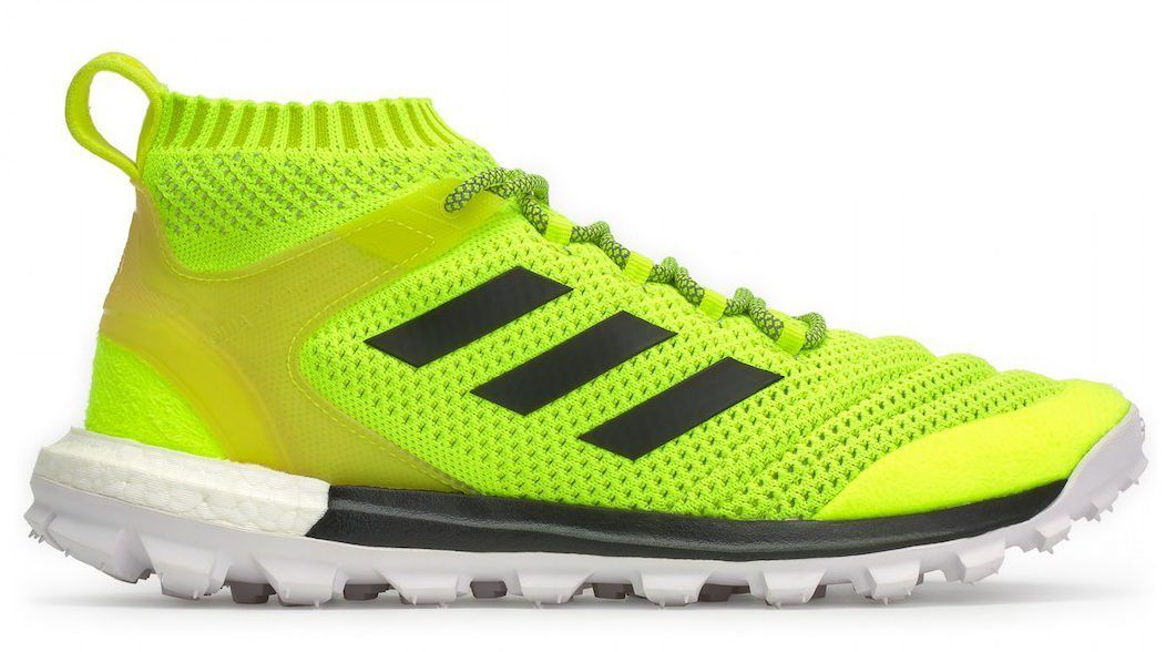 new arrival 47987 341fe Gosha Rubchinskiy x adidas Copa Primeknit Mid Sees Soccer Styling with  Modern Tech  Nice Kicks
