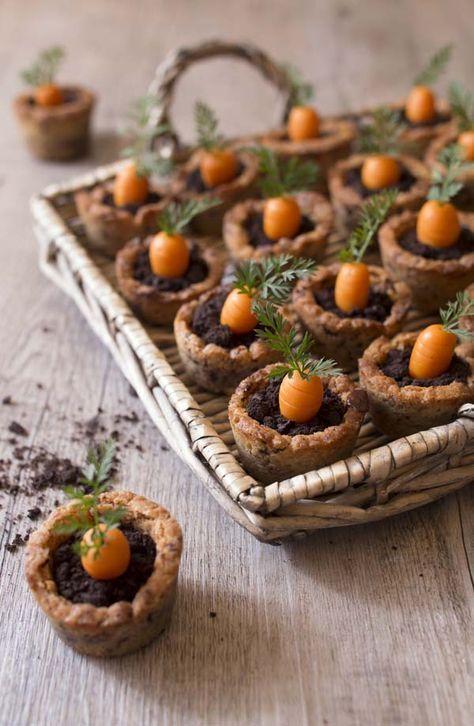Carrot cookies pot | Recette | Recettes de cuisine, Recettes de pâques et Dessert paques