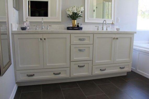 Master Bathroom Reveal Kitchen