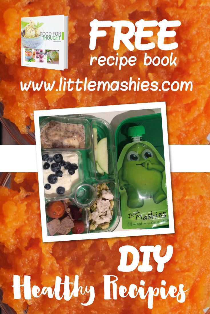 Healthy lunchbox and kids snack ideas from httpsamazon shop now for the highest quality and cutest australian reusable food pouches with healthy kids lunchbox and baby food recipes by little mashies forumfinder Choice Image