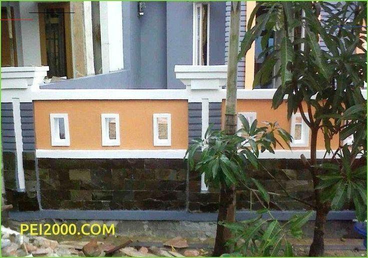 25 Kombinasi Warna Cat Pagar Rumah Paling Bagus Rumah Cute766