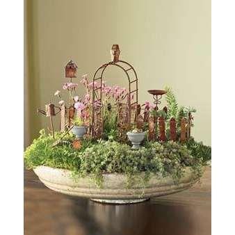 Perfect Mini Garden