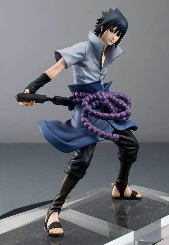Naruto Shippuden Sasuke Uchiha | Anime figures, Anime ...