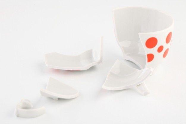Image result for a broken mug,pinterest