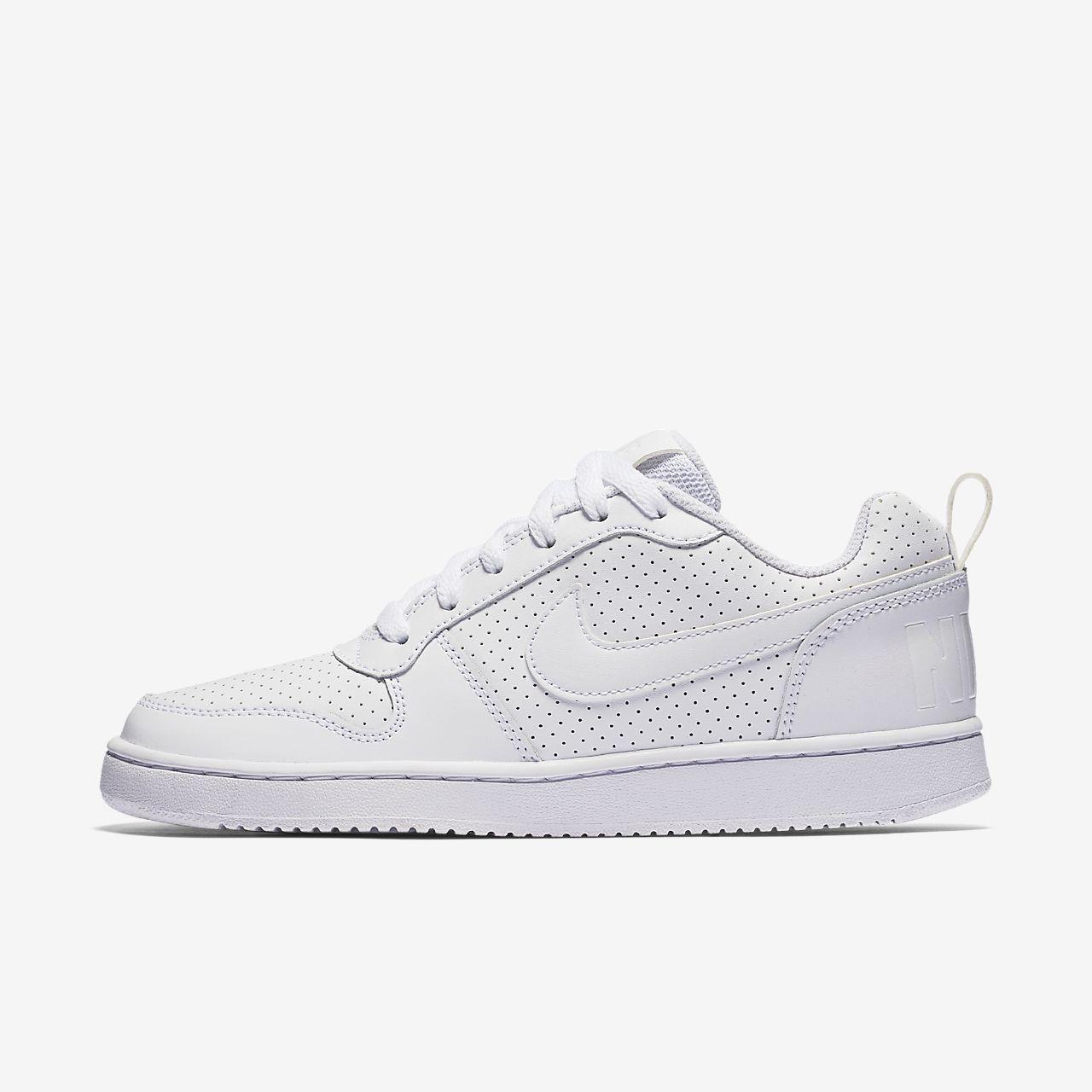 Nike Court Borough Low Damen weiß