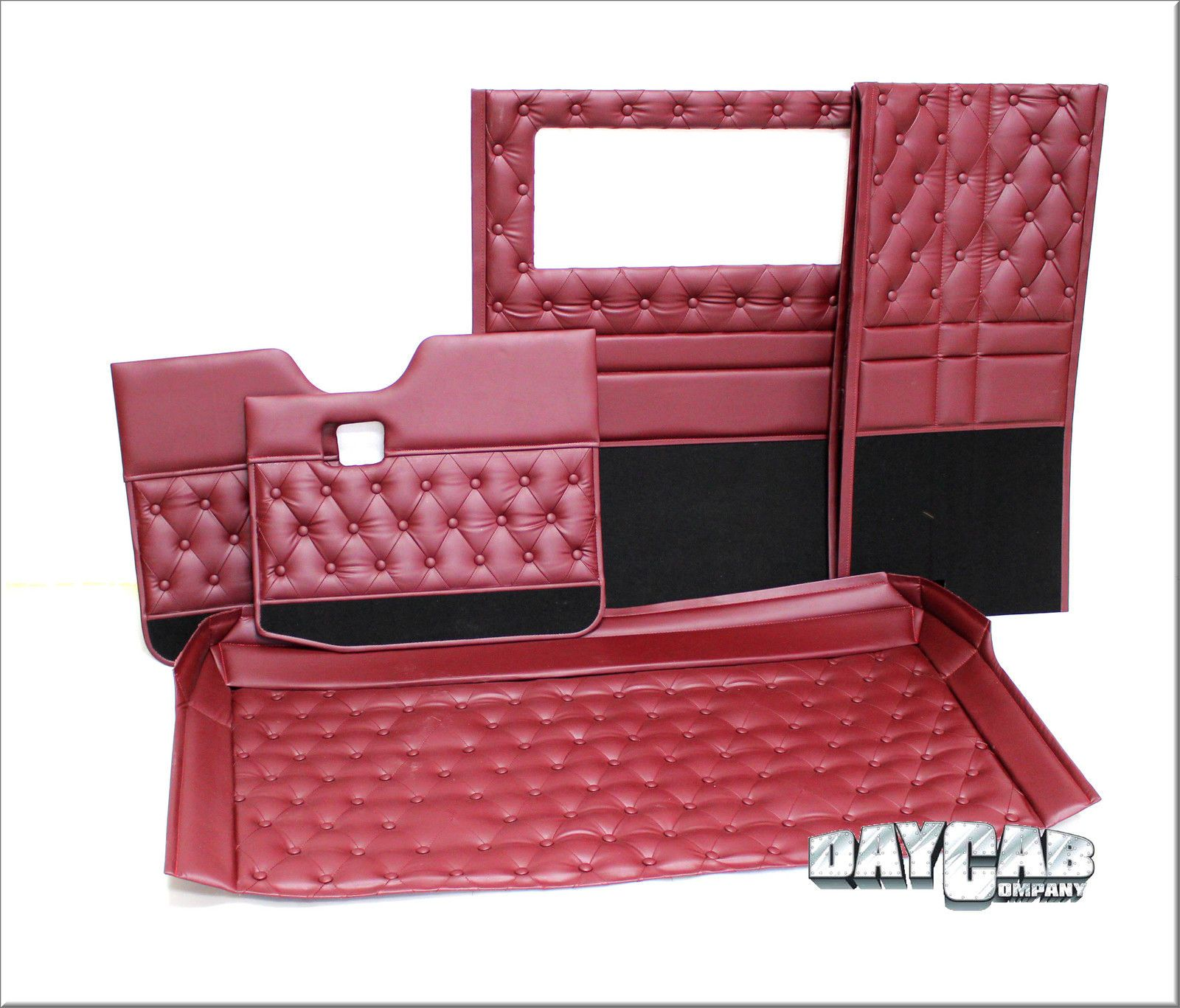 Kenworth VIT Interior / Upholstery for T800, W900, T600 #Motors