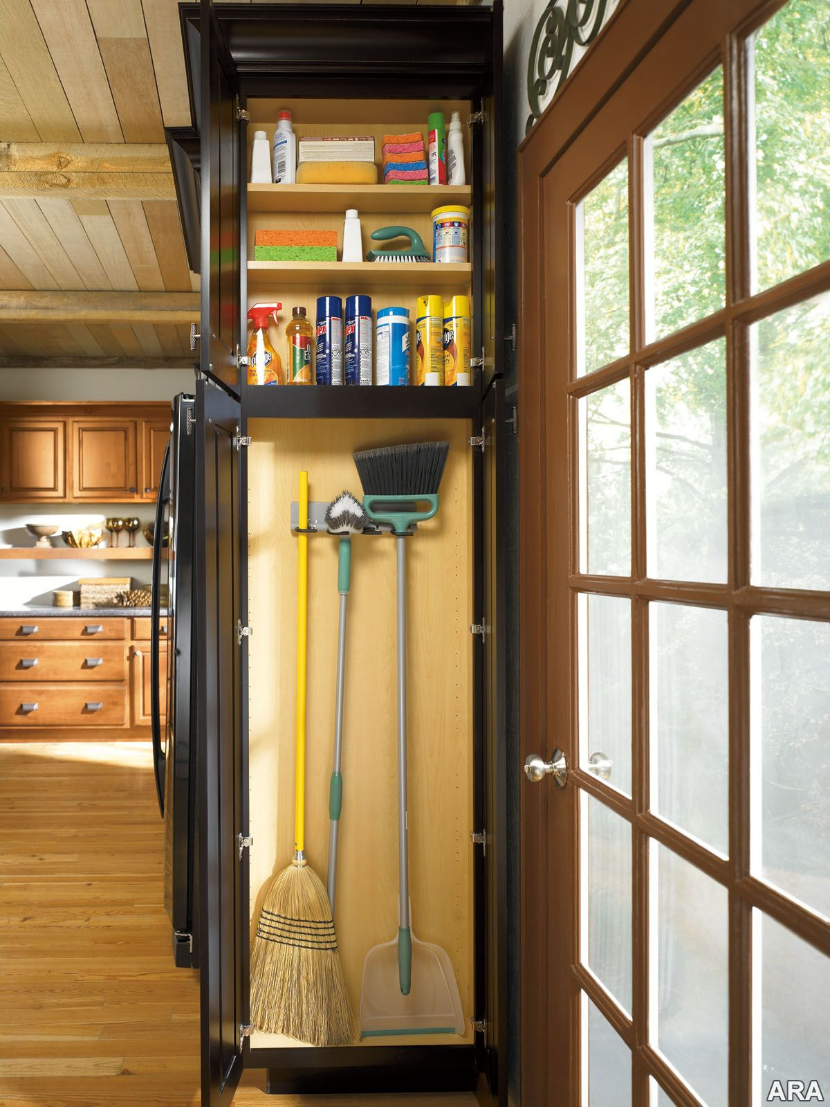 1 Make Four Piles The Great Closet Clean Out Is Your: Cleaning Cabinets, Kitchen Storage